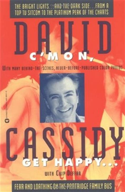 david cassidy the last books c mon get happy fear and loathing on the partridge