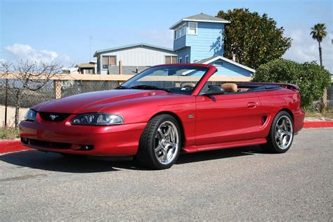 1995 convertible mustang ford mustang photo gallery 1995 gt convertible shnack