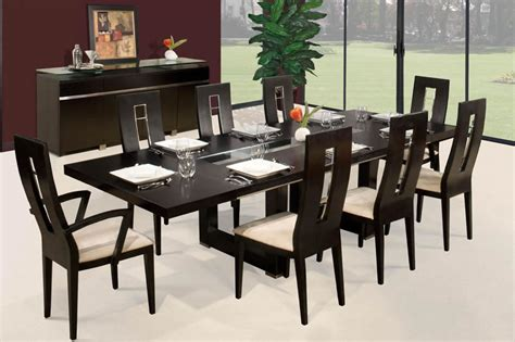 Novo Dining Room Set Contemporary Dining Room Sets For The Holidays Bellamai
