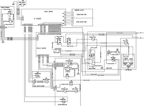 kenmore 500 series electric dryer wiring diagram kenmore