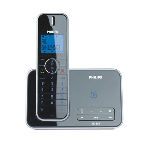 Telephone Sans Fil Design 6532 by Philips Id 5551 B 38