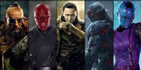marvel film bad guys avengers infinity war les sc 233 naristes conscients du