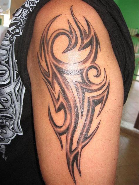 best tattoo maker in jalandhar women knot tribal arm sleeve tattoo designs