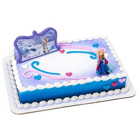 Topper Cake Motif Disney frozen follow your cake topper bling your cake