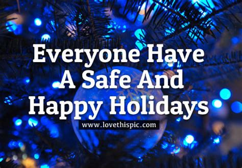 safe  happy holidays pictures   images  facebook tumblr