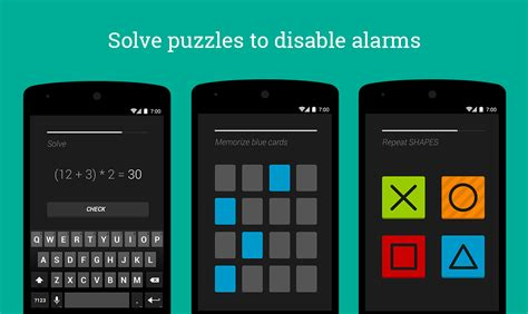 Puzzle Alarm Clock by Puzzle Alarm Clock Android Apps On Play