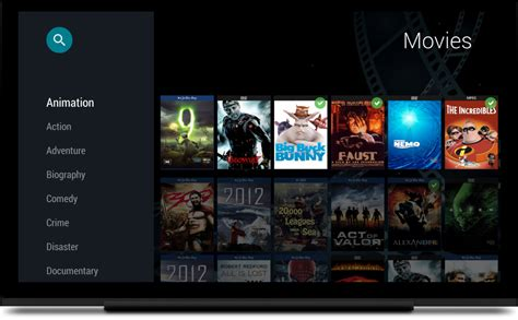 Android Tv emby for android tv emby