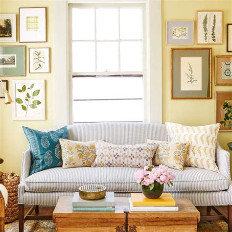 decorating ideas for a small living room home decoration