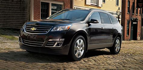 2014 chevrolet traverse chevy features review 2017