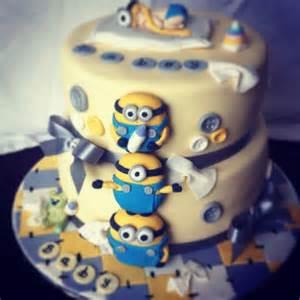 baby minion cake cake shop pinterest baby cake imagesbaby cake images