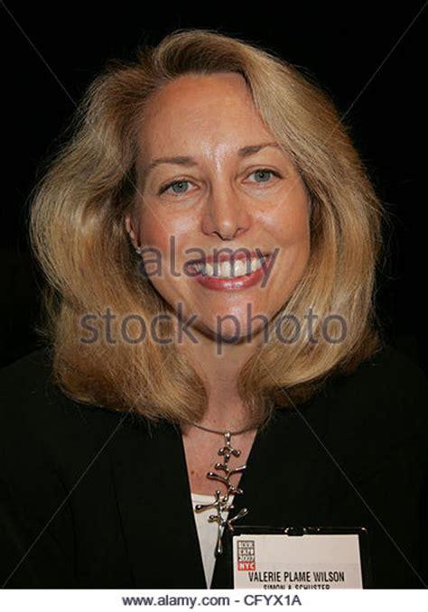 valerie plame wilson outed stock photos outed stock images alamy