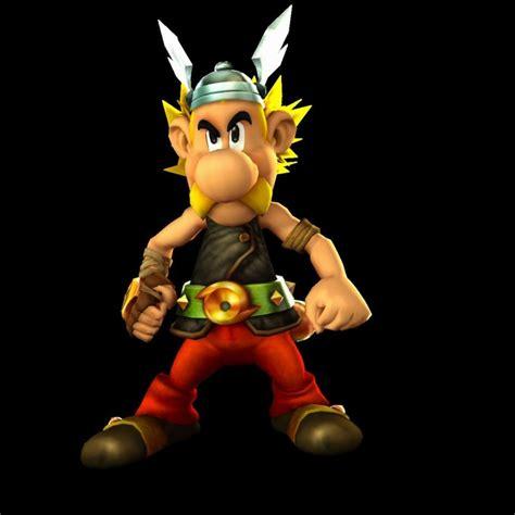Asterix 3d Model