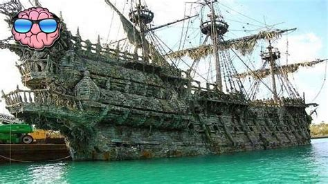 ghost ship 10 real life ghost ships that actually exist youtube