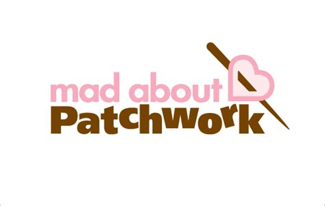 Patchwork Logo - mad about patchwork logo baytek ottawa web design
