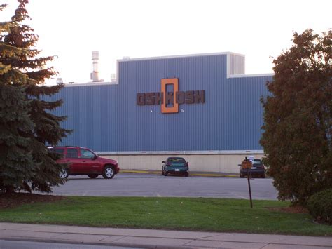 truck wi oshkosh corporation