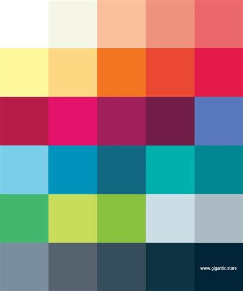 flat color palette flat color pallet v 2 free flat