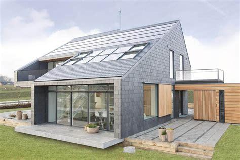 eco home design la pizarra como material de fachadas sostenibles