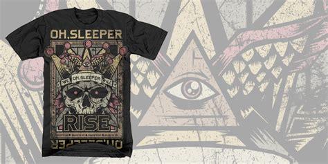 oh sleeper archer t shirt design by kyle