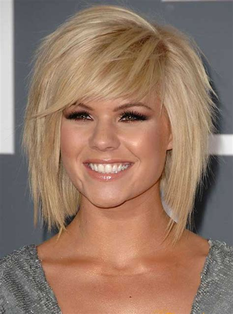 ladies choppy hairstyles with a fringe choppy bob with bangs hairstyle for women man