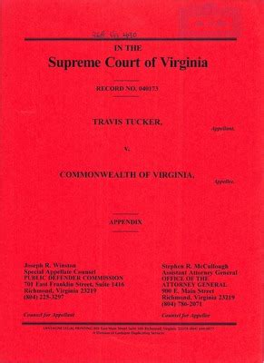 Virginia Search Judiciary Virginia Supreme Court Records Volume 268 Virginia Supreme Court Records