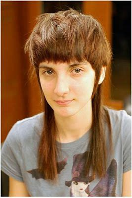 modern mullet haircut for women 1000 ideas about mullet hair on pinterest mullet