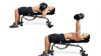 bench press dumbbell bench press s fitness