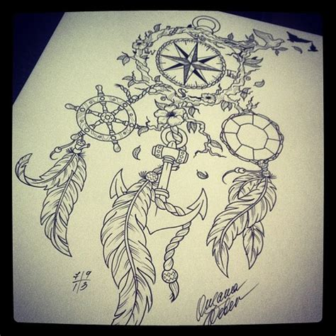 dreamcatcher tattoo racist whi get lost in what you love