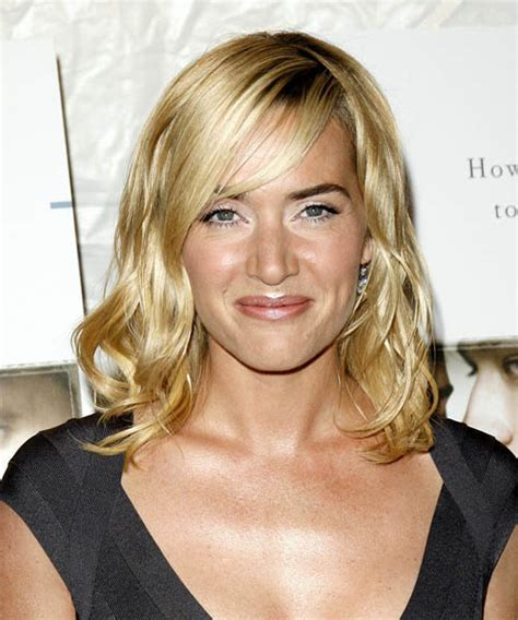 Kate Winslet Hairstyles in 2018