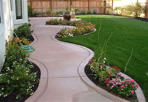 Backyard Fence Ideas Pictures Large And Beautiful Photos Backyard Landscaping Ideas For