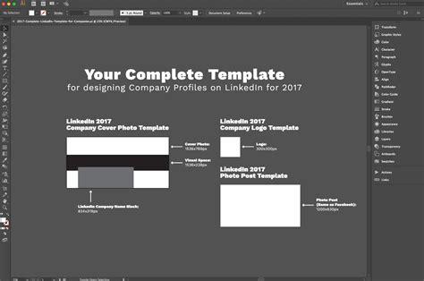 Design 101 Linkedin S 2017 Overhaul How To Adjust Free Template Download Red Branch Media Linkedin Website Template