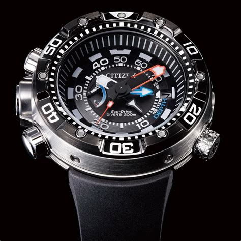citizens dive watches oceanictime citizen promaster marine eco drive aqualand
