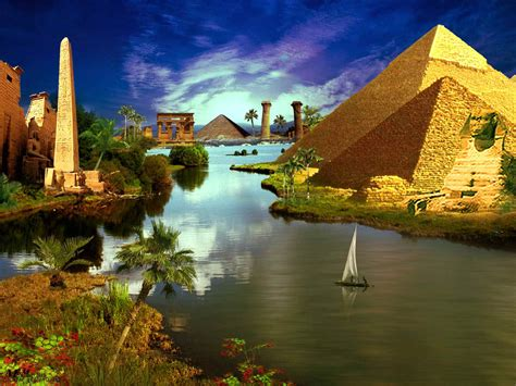 themes in the river god ancient egypt wallpapers wallpaper cave