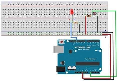 code arduino ldr 8 lets measure the light in the room with ldr tutorials