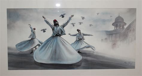 Kasur New Heaven dervishes exhibition by mubshir iqbal at nomad