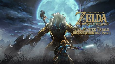 the legend of dlc the legend of breath of the dlc pack 1