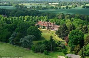 sussex mansion rented by adele goes on sale for 163 6m