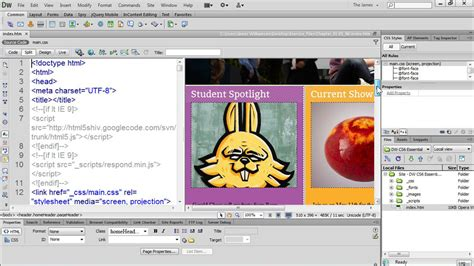 tutorial for dreamweaver cs6 pdf dreamweaver cs6 essential training