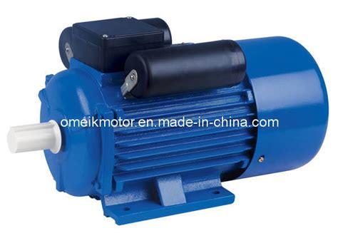 capacitor for 5hp motor china yc single phase 0 5hp 2hp 3hp 5hp capacitor start asynchronous motor china single phase