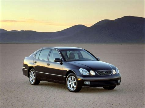 2004 Lexus Gs 300 Sedan Lexus Colors