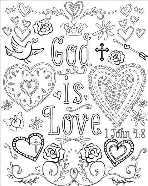 free christian coloring pages pleasant printable christian coloring pages scripture