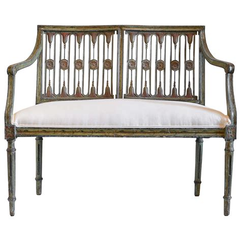 bench settee furniture x jpg