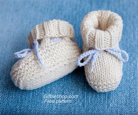 knitting booties for babies patterns free free knitting pattern baby booties uggs knitted with