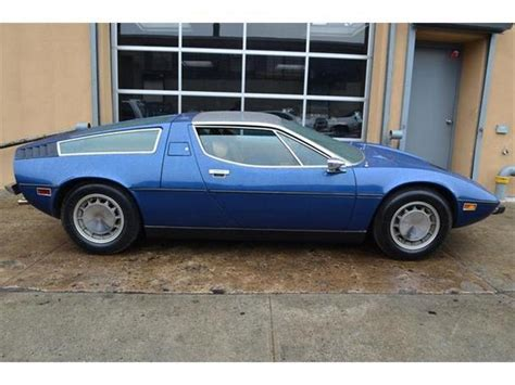 maserati bora for sale 1974 maserati bora classic italian cars for sale