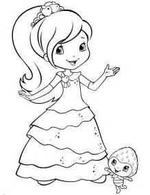 coloring book pages strawberry shortcake strawberry shortcake 70 coloringcolor