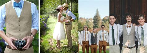 Mens Wedding Attire Vest Only by Did Your Groom Wear Just A Vest Weddingbee