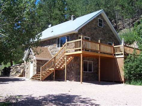 Lead Sd Cabin Rentals by Gold Mine Lodge Beautiful House Vrbo