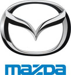 Madza Logo File Mazda Logo With Emblem Svg