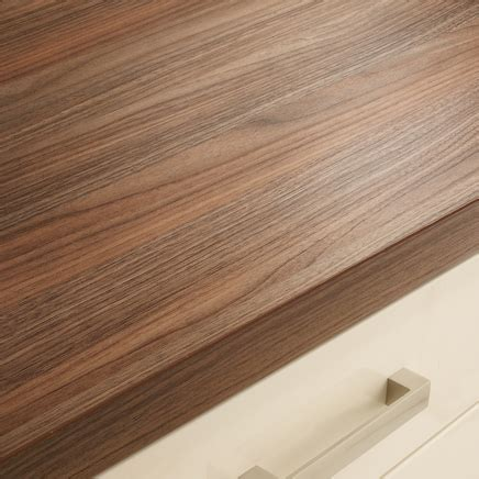 American Pecan worktop   Kitchen worktops   Howdens Joinery