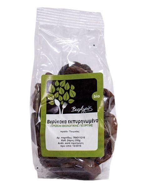 Dried Prune 250gr organic pitted prunes bioagros 200gr terra pura
