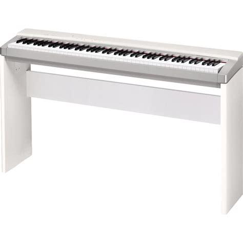 Piano Stand Casio Cs 44 Original casio cs 67 privia keyboard stand white cs67we b h photo